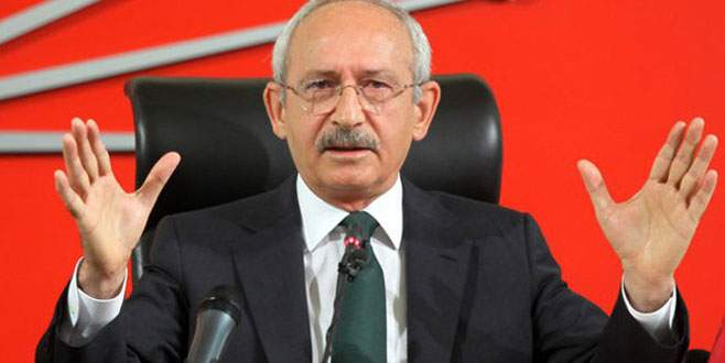 Kemal Kılıçdaroğlu neşteri vurdu