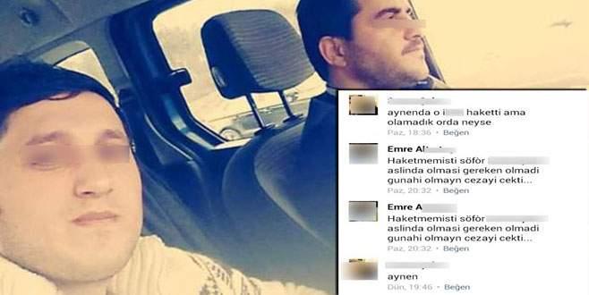 Fenerbahçe otobüsüne saldırı zanlısından şok paylaşımlar!