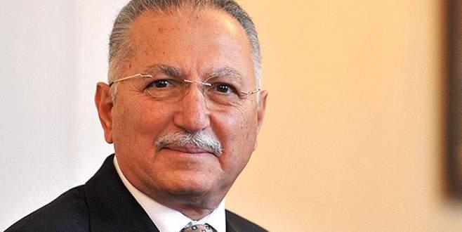 Ekmeleddin İhsanoğlu MHP'den aday oldu
