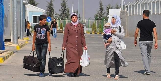 Suriyeliler dönmek istiyor