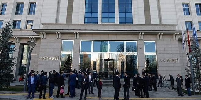 AK Parti'de milletvekili aday listesi hazır