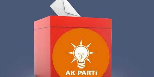 Erdoğan'ın damadı aday gösterildi