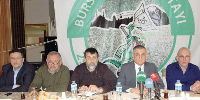 Bursaspor Çalıştayı fark yaratacak