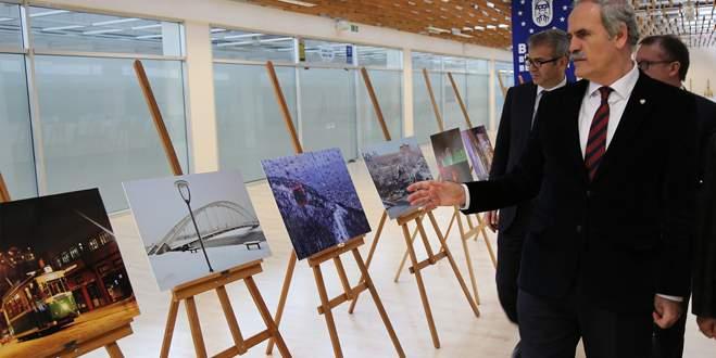 Büyükşehir yatırımları fotoğraflara yansıdı