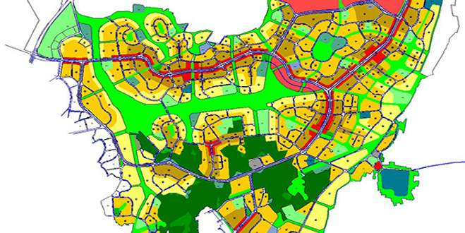 Eko-Kent Planı 3. kez Büyükşehir'e gönderildi