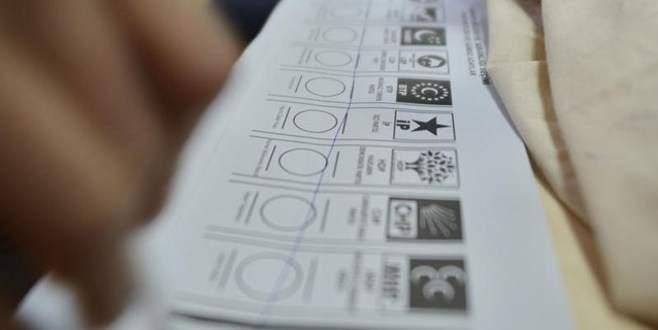 11 parti seçime girmiyor!