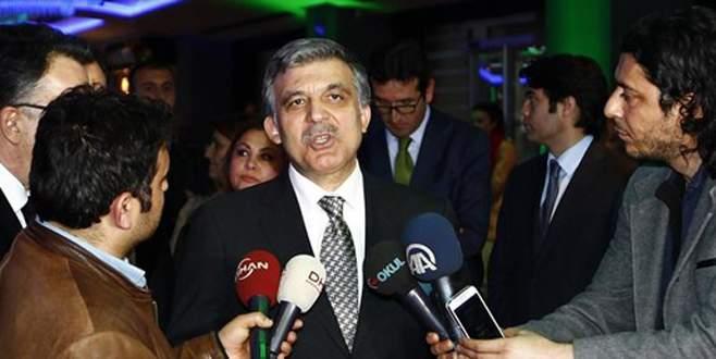Abdullah Gül'den milletvekili aday listesi açıklaması
