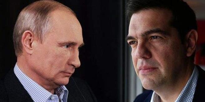 Rusya'ya giden Çipras'ı AB tehdit etti