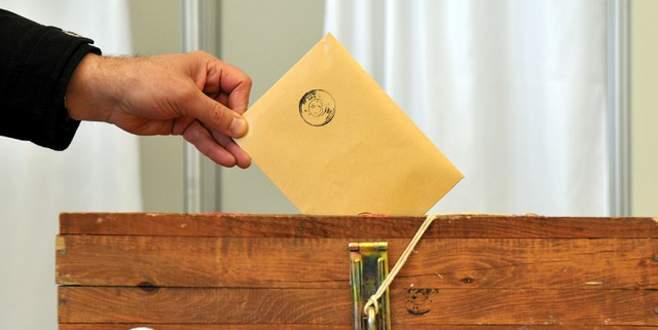Sandığa gitmeden oy kullanma dönemi