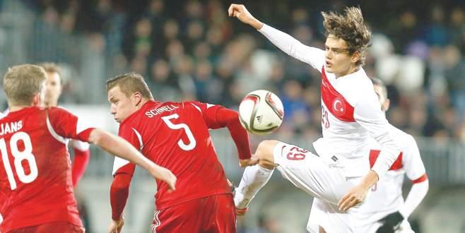 Danimarka'ya golü attı bir talibi daha çıktı!
