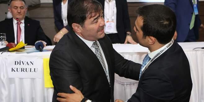 Güreş'in yeni patronu Aydın