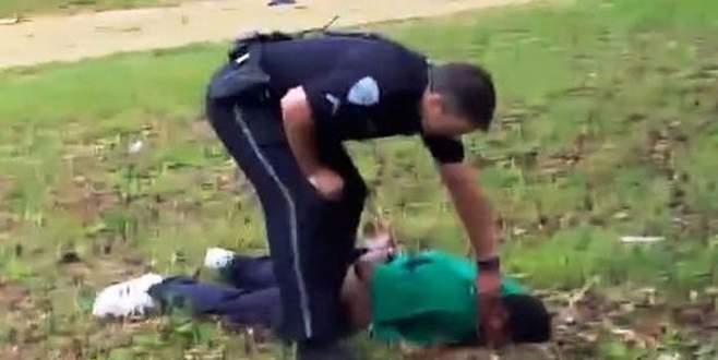 O polisin işine son verildi