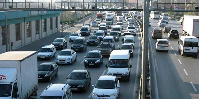 Bursa'da şoförlere uyuşturucu testi