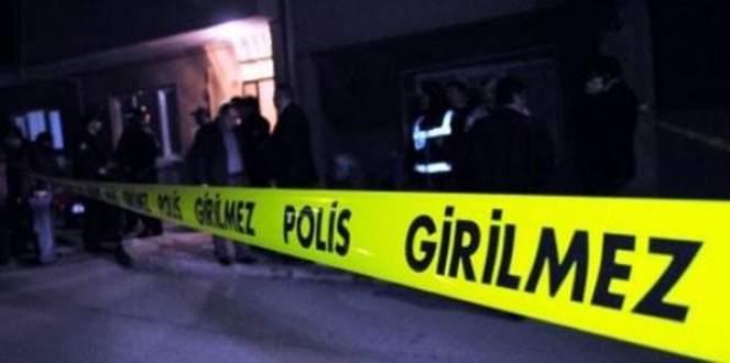 Dini nikahlı eşini sokak ortasında öldürdü