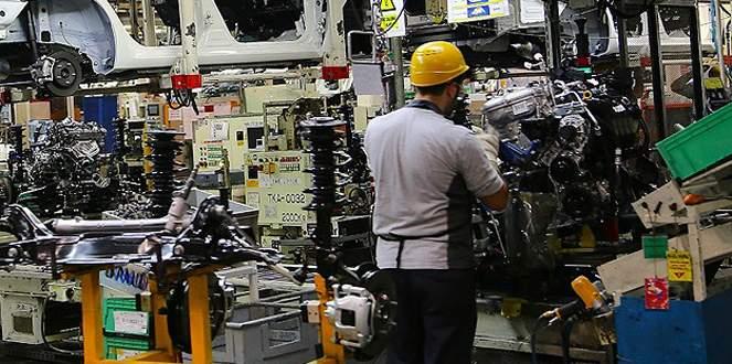 Otomotivde üretim yüzde 31 arttı