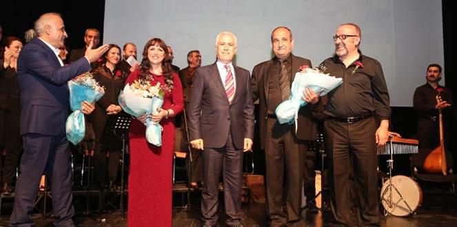 Yaşar Kemal, Nilüfer'de memleket türküleriyle anıldı