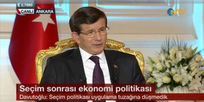 Davutoğlu: Parlamenter sistem malül doğdu