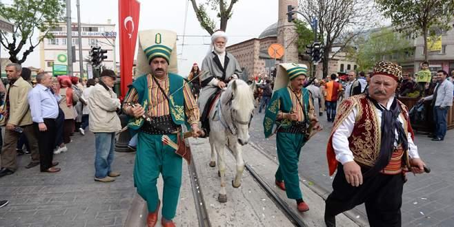 Bursa'da Fetih Şenlikleri coşkusu başlıyor!