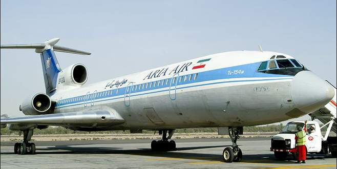 Suudi Arabistan, İran uçağına izin vermedi
