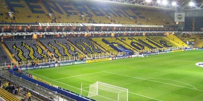 Fenerbahçe'ye tribün cezası