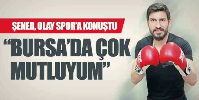 Bursaspor'un Muhammed Ali'si