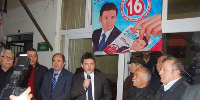 CHP'li adaylar startı verdi