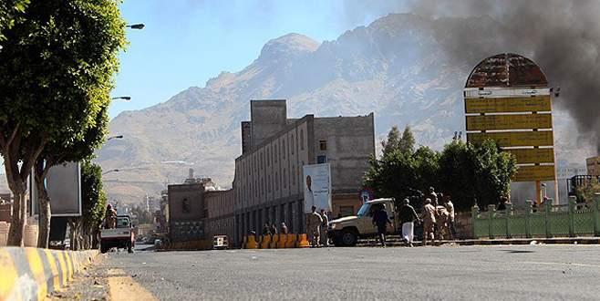 Savunma Bakanlığı binası vuruldu