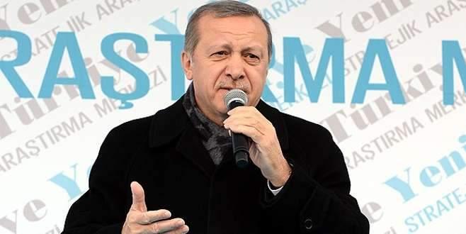 'Yeni Türkiye mücadelemiz bizim kızıl elmamız'