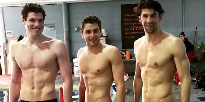 Alpkan Örnek Phelps'in kanatlarında