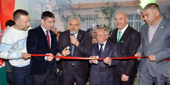 Bursaspor'a bir dernek daha