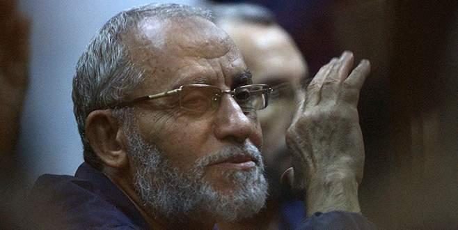 Mısır'da Bedii ve 13 İhvan yetkilisine idam