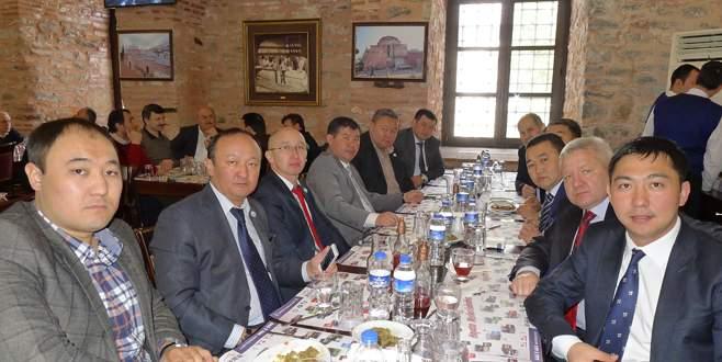 Kırgızlar Türk yatırımcıyı Rusya Birliği'ne çağırıyor