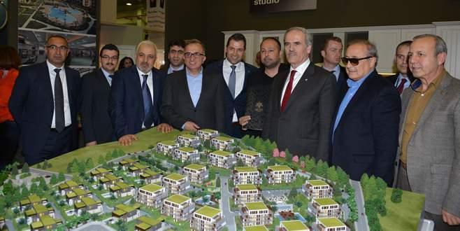 'Türkiye inşaat sektöründe Çin ile yarılıyor'