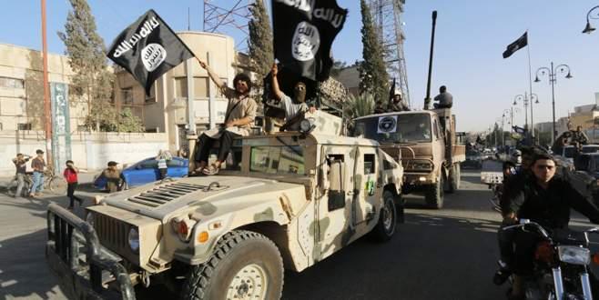 IŞİD Beyci rafinerisinde