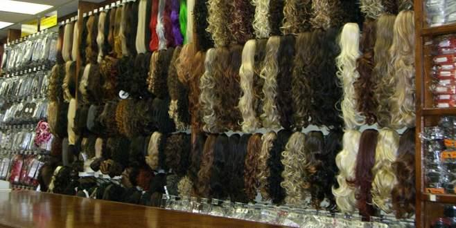 Çin'den 1 milyon dolarlık saç sakal ithalatı