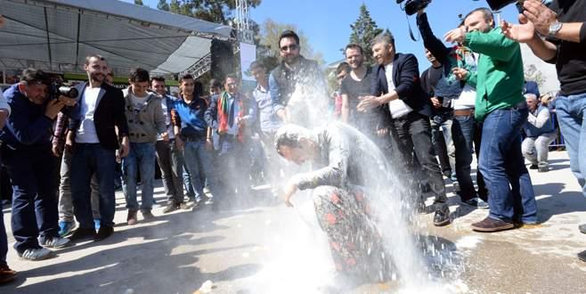 Bursa'da işkence gibi düğün
