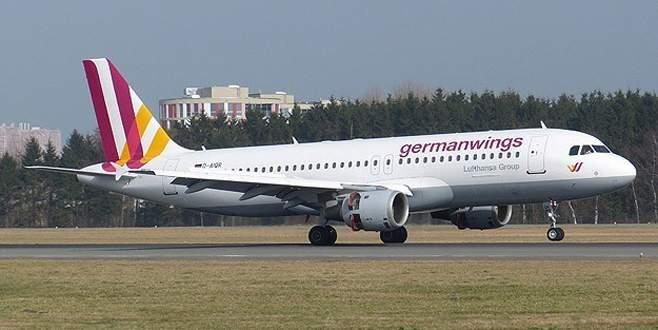 Almanya'da Germanwings uçağına bomba ihbarı