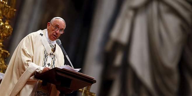 Papa'nın 'soykırım' açıklaması dış basında
