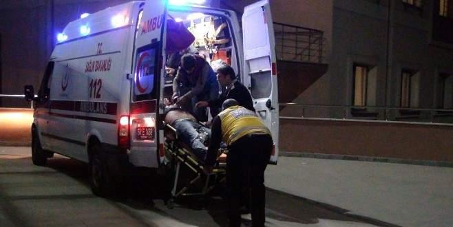 Kahvehaneyi basıp taradılar: 1 ölü, 2 yaralı