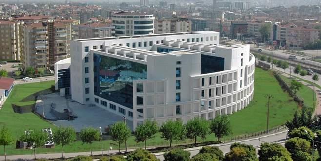 Bursa Emniyet Müdürlüğü 2016'da yeni binasında