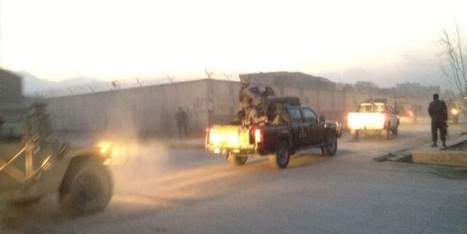 Kışlaya baskın: 33 asker öldü