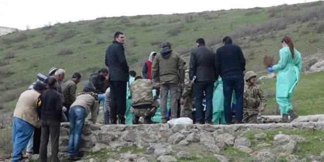 Tunceli'de '1938 olayları' kazısında kemikler bulundu