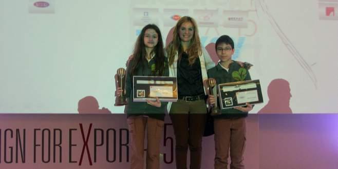 Kültürlü öğrencilerden büyük başarı
