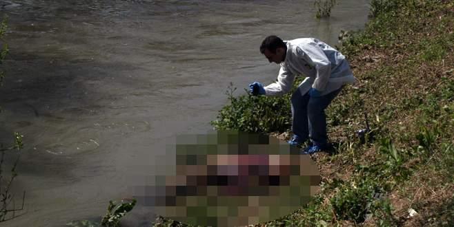 Nilüfer Çayı'nda cesedi bulunan kadının kimliği belli oldu