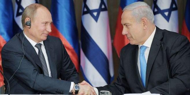 Putin'den Netanyahu'ya 'füze' teminatı!