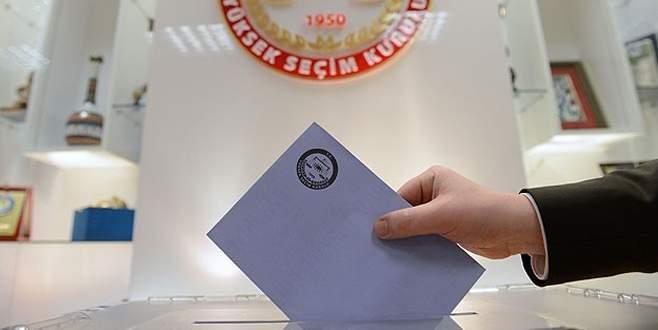 Seçimde kaç siyasi parti yarışacak?
