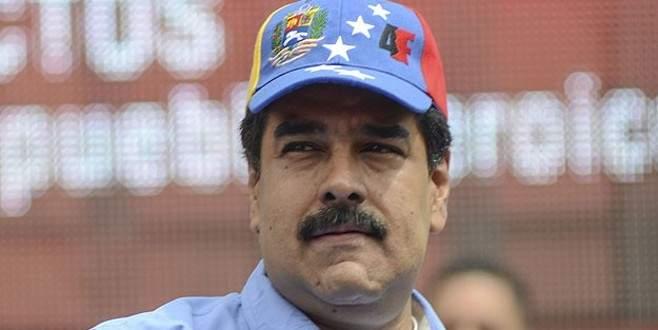 Venezuela ile İspanya arasında gerginlik