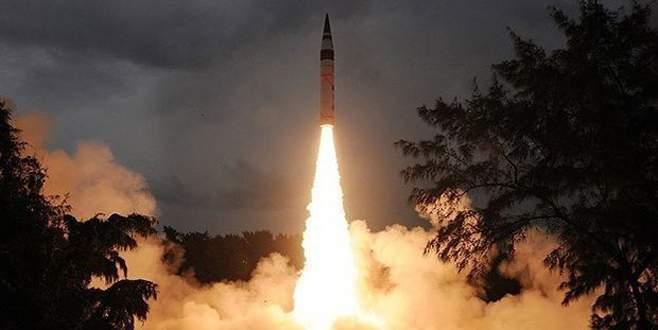 Pakistan'da 'nükleer' deneme