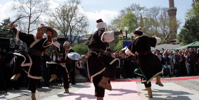 Bursa'da Turizm Haftası coşkusu