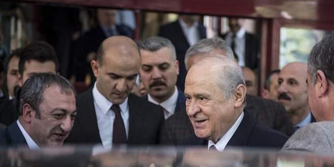 Ankara'nın Bağları 'Devlet Baba' oldu